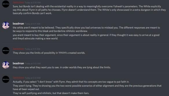 Shin Megami Tensei Discussions with Beadman   Jarin Jove's Blog